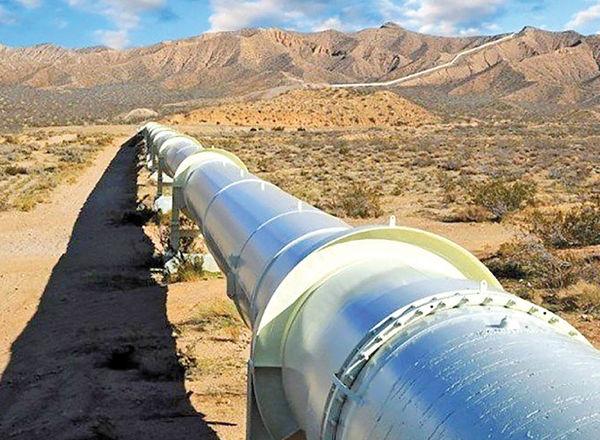 انتقال نفت با لوله ایرانی