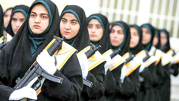 شوخی مجازی با سربازی دختران