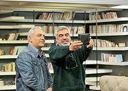 حضور مهران مدیری در آخرین قسمت«کتاب باز»