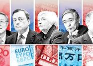 قطبنمای سیاست پولی جهان