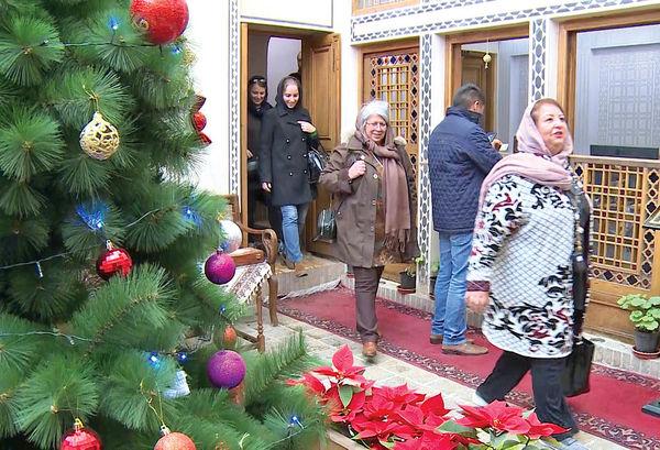 ایران در لیست مقاصد ارزان کریسمس