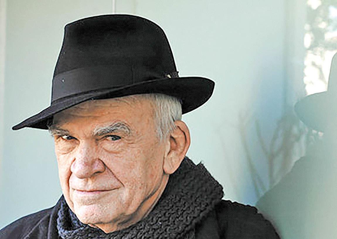 تلاش چک برای بازگرداندن تابعیت میلان کوندرا