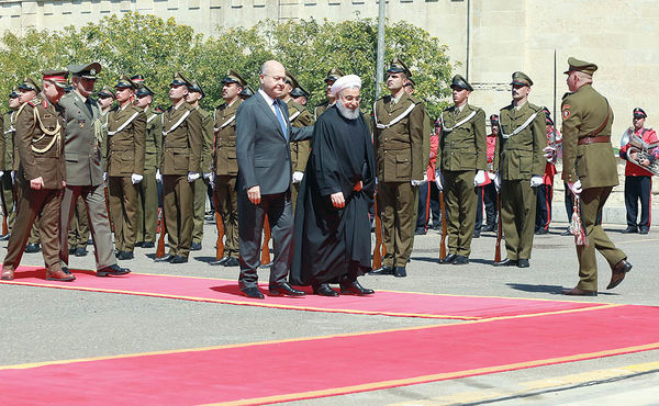 پیام تهران از بغداد به واشنگتن