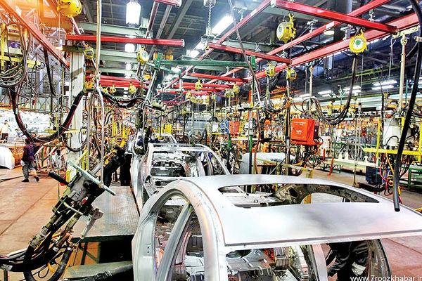 عاقبت دستور تولید به خودروسازان