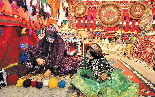 اتحاد 4بازیگر فرش و صنایعدستی