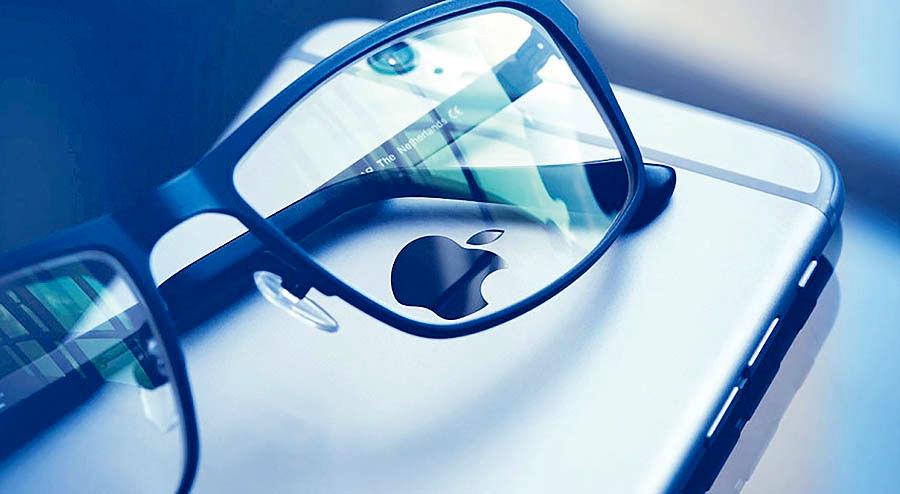 عینک هوشمند محصول بعدی اپل؟