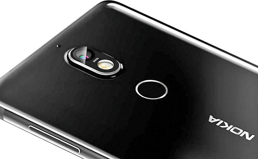 گوشی جدید نوکیا با پردازنده اسنپدراگون 710 معرفی میشود
