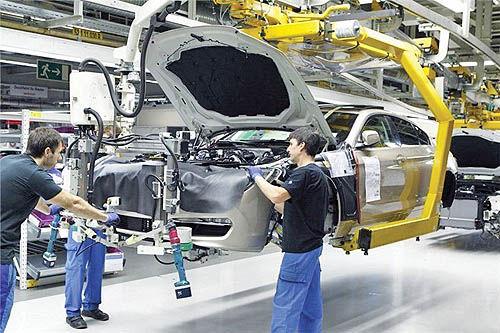 بهبود چشمانداز صنعت خودروی جهان