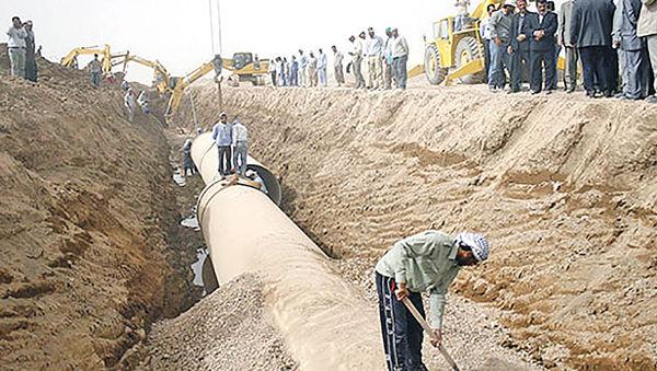 بازسازی شبکه فاضلاب در شهر اهواز