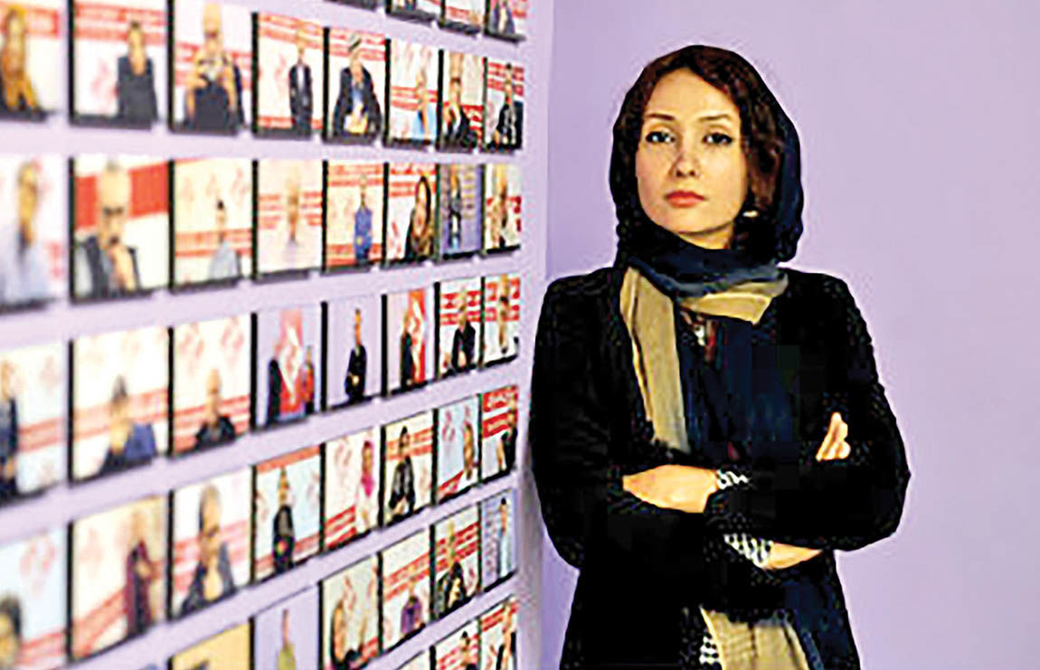 نمایش آثار سارا اشرفی در دو کشور اروپایی
