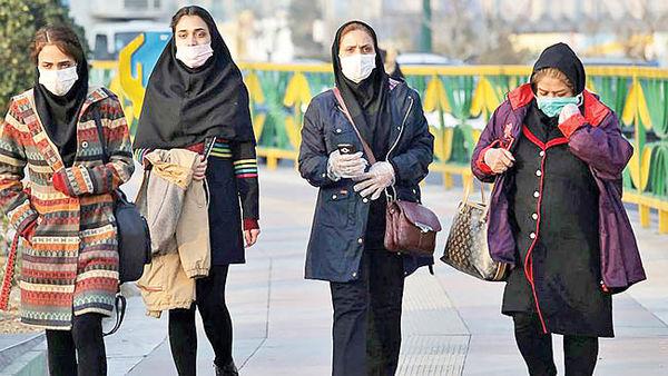 پیک کرونا در 15 استان