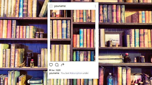 نقش مثبت شبکههای اجتماعی در کتابخوانی