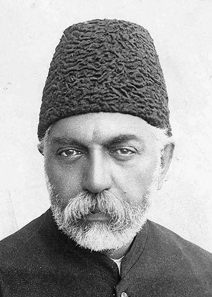 نمایه سیاست استبدادی در دوره قاجار