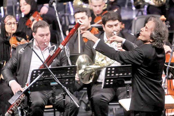شروع روزهای پرکار ارکستر سمفونیک تهران