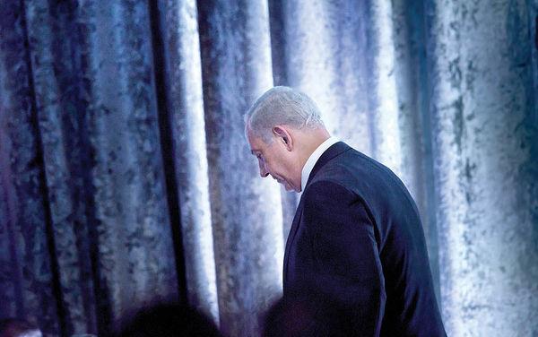 نتانیاهو در یک قدمی حذف از قدرت