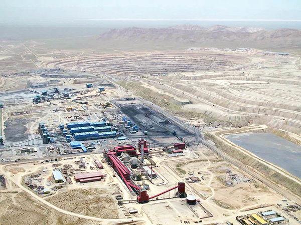 استخراج 20 میلیون تن سنگ آهن درسال