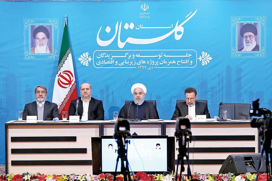 آمادگی ایران برای حل مشکلات با کشورهای منطقه