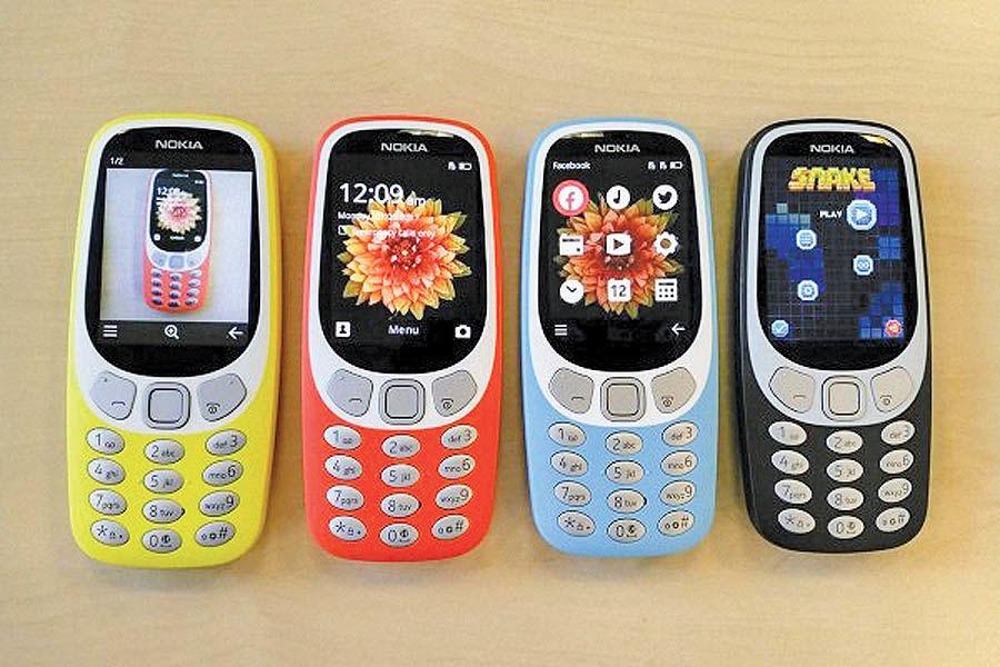 خاطره بازی با گوشی ۳۳۱۰ نسل سوم با ۶۰ دلار