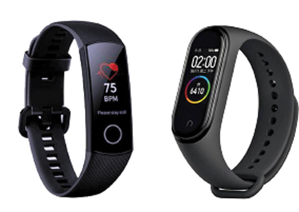 رقابت سلامت محور در دستبند هوشمند