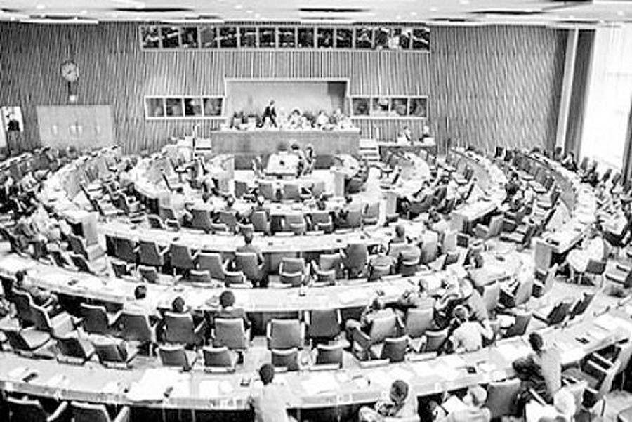 انحلال جامعه ملل