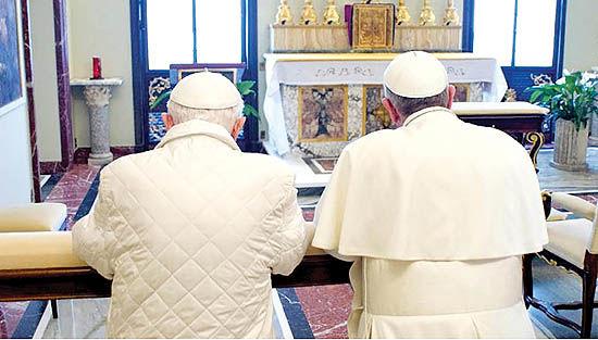 درام بزرگ درکلیسای کاتولیک