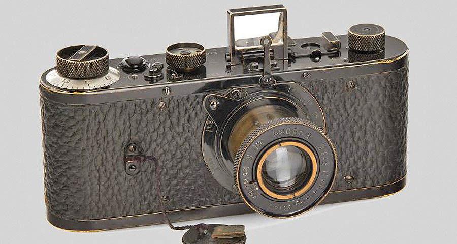 دوربین لایکا با قیمت 96/ 2 میلیون دلار  در حراجی