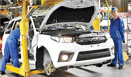 دومینوی خروج به خودروسازان چینی میرسد؟