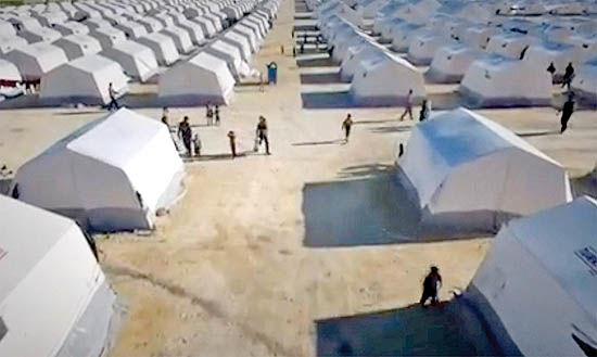 خانواده  اسد در شبهجزیره کریمه