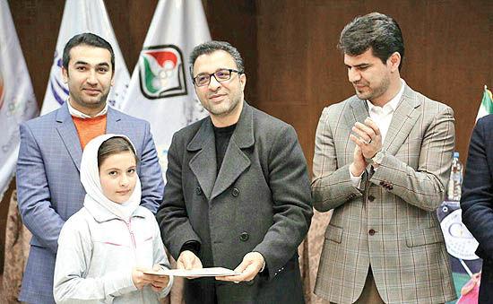 ورزشکاران نونهال کرمانشاهی جزو 10 استعداد برتر ورزش گلف