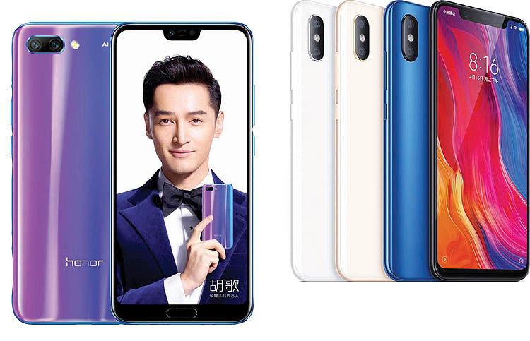 نبرد چینیها در میدان گوشیهای هوشمند