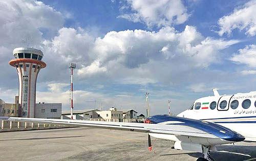 افتتاح فرودگاه ماکو در بهمن