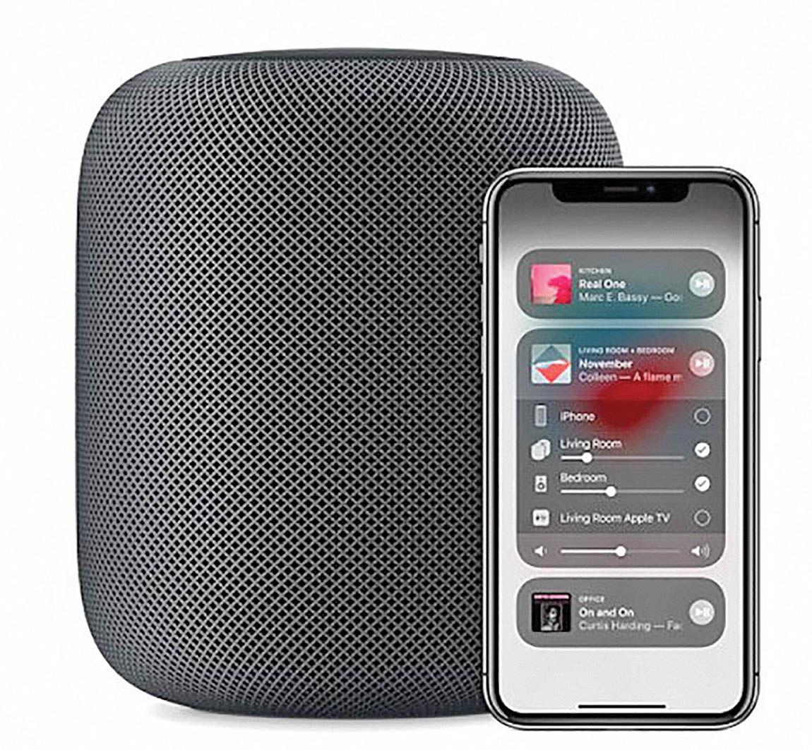 امکان برقراری تماس با کمک بلندگوی اپل فراهم میشود