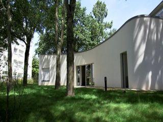 سکونت خانواده فرانسوی در اولین خانه چاپ 3 بعدی
