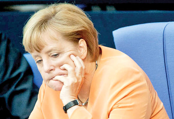 حمله رکود به «دژ اروپا»