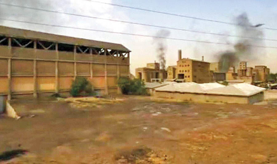 ادامه واکنشها به آسیب «پایتخت 5»  به کارخانه تاریخی