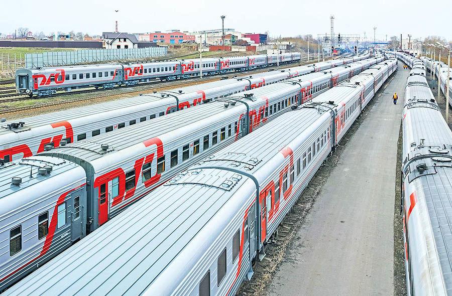 دستاورد اصلاحات در راهآهن روسیه