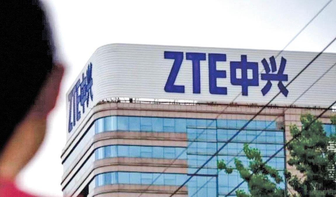 ضرر 1/ 1میلیارد دلاری شرکت ZTE از تحریمهای آمریکا