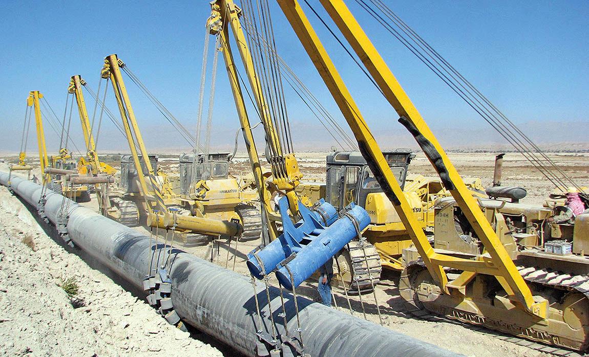 توسعه گازی استان خوزستان