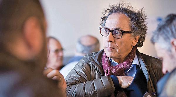 اهدای جایزه معتبر سینمای فرانسه به داریوش خنجی