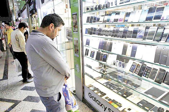 خواب زمستانی بازار موبایل