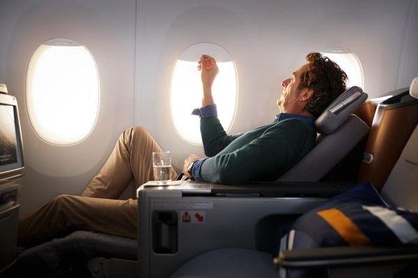 راه بهتری برای پرواز نیست: کمپین مشترک هواپیمایی لوفتهانزا و فلایتیو
