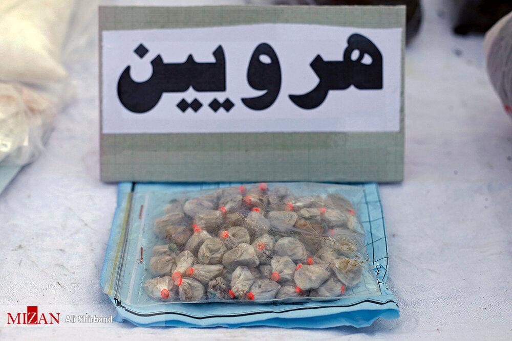 دستگیری یک هزار و ۳۰۰ معتاد متجاهر و خرده فروش موادمخدر در پایتخت
