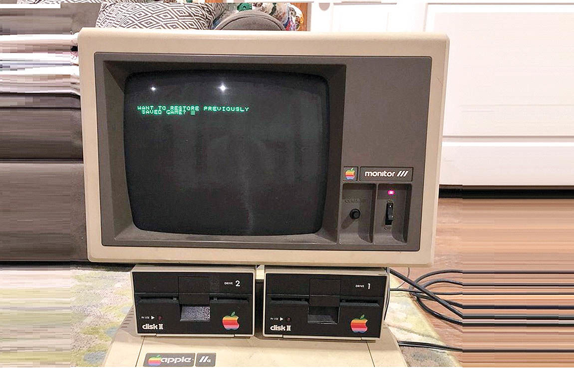 رایانه30ساله اپل