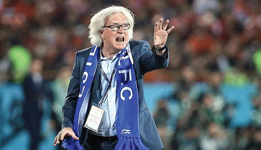 دام ایرانی برای مربی آلمانی