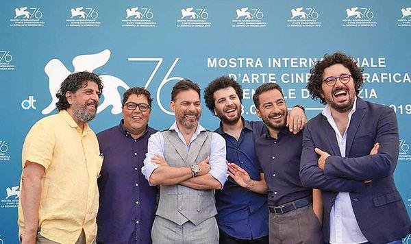 تحسین فیلم روستایی در ونیز