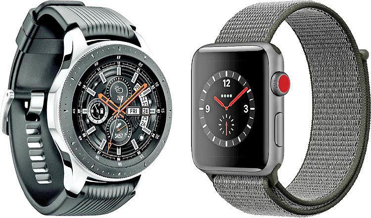 جدیدترین رقابت بازار ساعت هوشمند