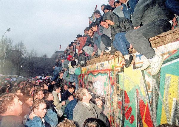 نظم جهانی 30 سال پس از فروپاشی دیوار برلین