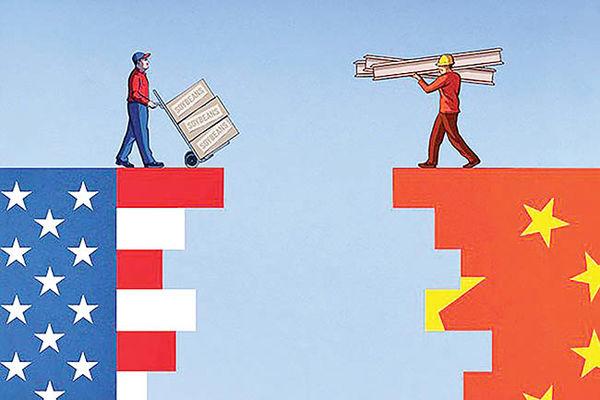 بار جنگ تجاری بر دوش کیست؟