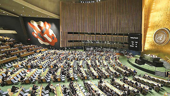 شکافهای عمیق بر پیکره نظام جهانی