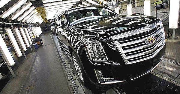 تاثیر تعرفهها بر خودروسازان آمریکایی